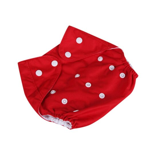 Baby diapers Training Pants Panties soft Diapers Adjustable Reusable Cloth Diaper Nappies Washable Infants child Underwear 3