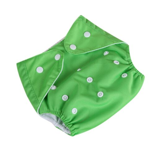 Baby diapers Training Pants Panties soft Diapers Adjustable Reusable Cloth Diaper Nappies Washable Infants child Underwear 4