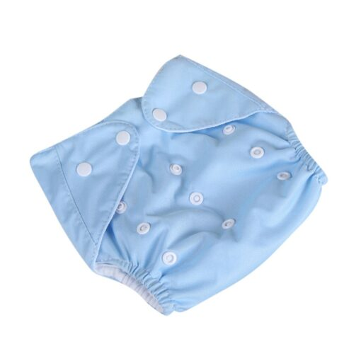 Baby diapers Training Pants Panties soft Diapers Adjustable Reusable Cloth Diaper Nappies Washable Infants child Underwear 5