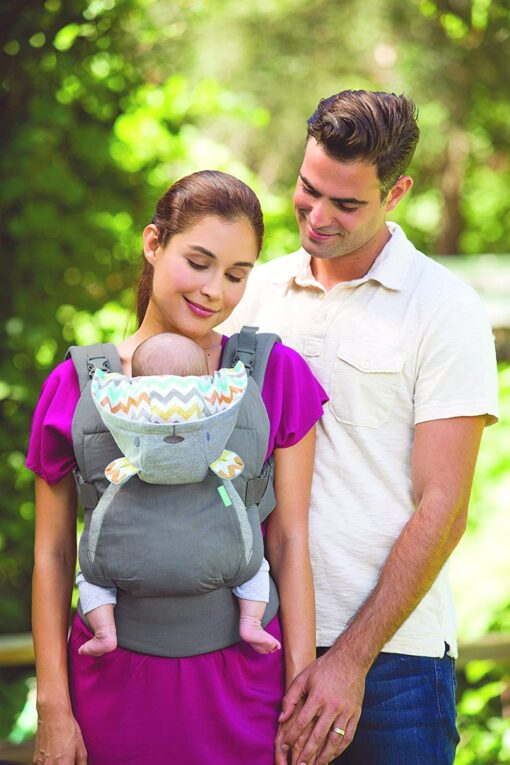 Baby ergonomic wrap belt strap multi function breathable newborn baby carrier wrap portable baby travel waist 1