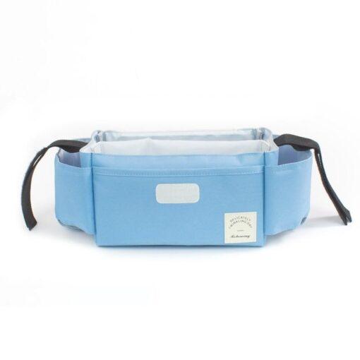 Bag Mummy Stroller Bag Hanging Bag Baby Storage Bottle Holder Buggy Pram Pushchair Organiser Stroller Outdoor 3