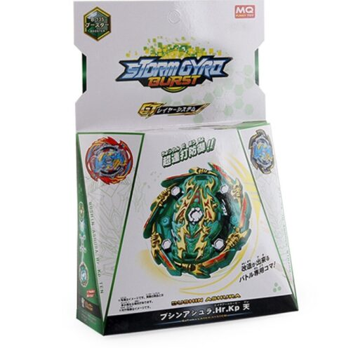 Bayblade Burst Rise Gyroscope B 135 Boxed with Two way Pull Ruler Launcher Assembly Gyro Toy 1