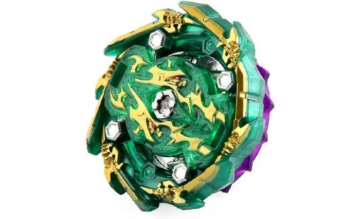 Bayblade Burst Rise Gyroscope B 135 Boxed with Two way Pull Ruler Launcher Assembly Gyro Toy 4
