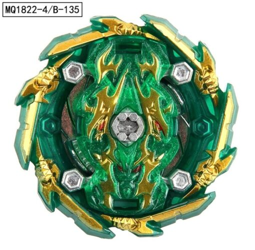 Bayblade Burst Rise Gyroscope B 135 Boxed with Two way Pull Ruler Launcher Assembly Gyro Toy 5