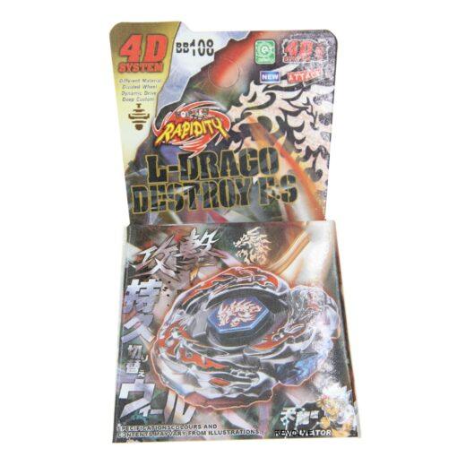 Bayblade Cosmic Pegasus Big Bang Pegasis F D Metal Fury Spinning Top BB 105 Drop Shopping 2