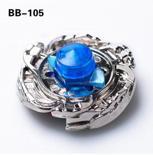 Bayblade Cosmic Pegasus Big Bang Pegasis F D Spinning Top BB105 Fight Master Black Wire GRIP 4