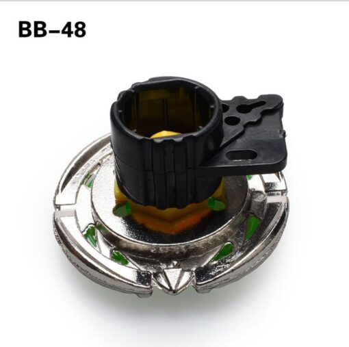 Bayblade Flame Libra T125 Metal Fusion 4D Spinning Top BB48 Without Launcher 2