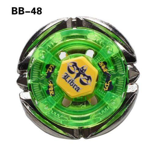 Bayblade Flame Libra T125 Metal Fusion 4D Spinning Top BB48 Without Launcher