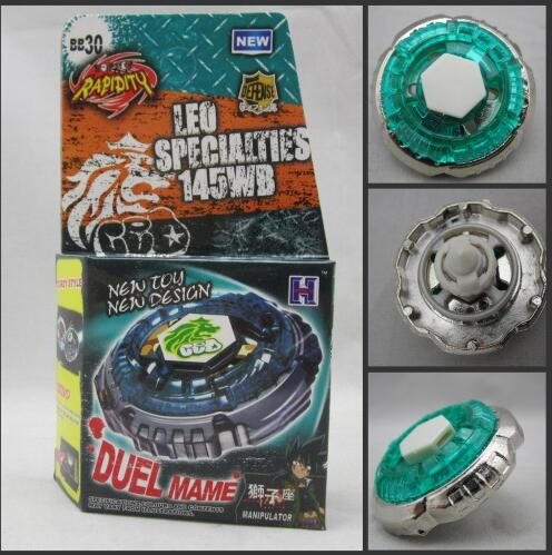 Bayblade Mouse over image to zoom Rock Leone 145WB Metal Fusion Fight 4D Spinning Top BB30 2