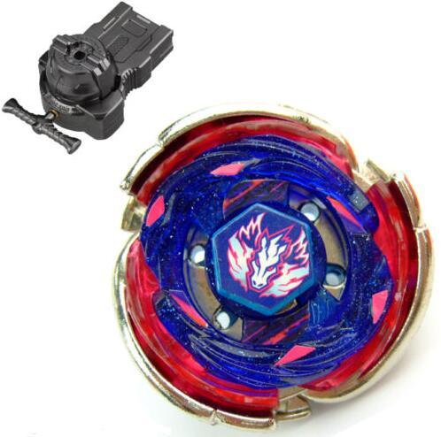 Bayblade Spinning Top Fusion Metal BB105 Big Bang Pegasis Cosmic Pegasus GRIP LR Launcher 1