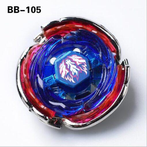 Bayblade WBBA BB105 BIG BANG PEGASIS BLUE WING VERHot Spinning Top Metal Fusion 4D BB105 L 1