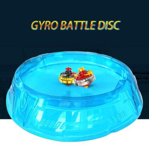 Beyblade Arena PVC Guild Wars Beyblades Set Battle Gyro Oversized Gyro Original Warlock Top Game NEW