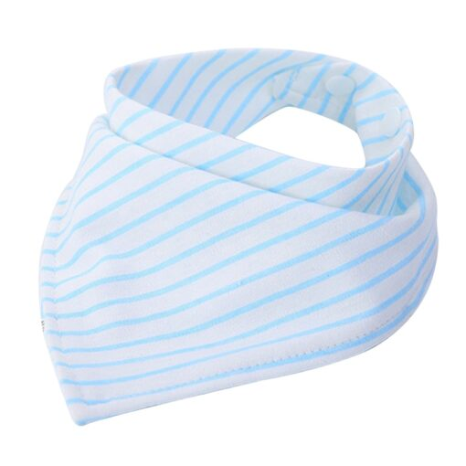Bibs Baby Boys Girls Feeding Burp Cloths Baby Bibs Towel Cute Children Cravat Baby Stuff Infant 2