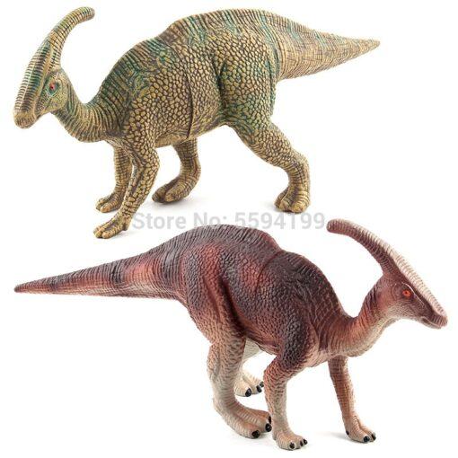Big Size Dinosaur Toy Plastic Gorilla Toys Dinosaur Model Brachiosaurus Plesiosaur Action Figures Kids Boy Gift 1