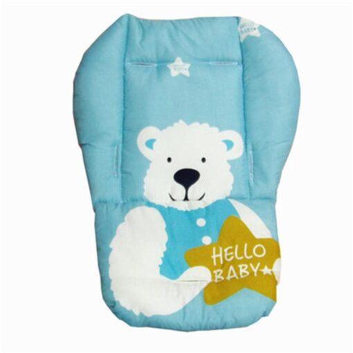 Brand Baby Stroller Pad Child Cart Seat Mat Four Seasons General Soft Seat Cushion Kids Pushchair 4
