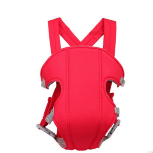 Breathable Front Facing Baby Carrier Comfortable Sling Backpack Pouch Wrap Baby Kangaroo Adjustable Safety Carrier 1