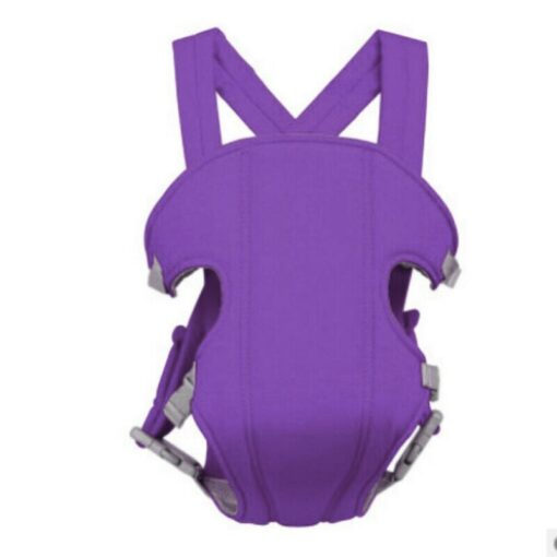 Breathable Front Facing Baby Carrier Comfortable Sling Backpack Pouch Wrap Baby Kangaroo Adjustable Safety Carrier 3