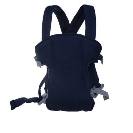 Breathable Newborn Infant Baby Simple Toddler Cradle Pouch Sling Carrier Comfortable Baby Carrier Adjustable Shoulder Belt 6
