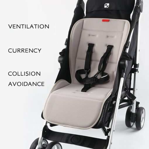 Breathable Stroller Accessories Universal Mattress In A Stroller Four Seasons Soft Pad Accessories Baby Pram Liner 1