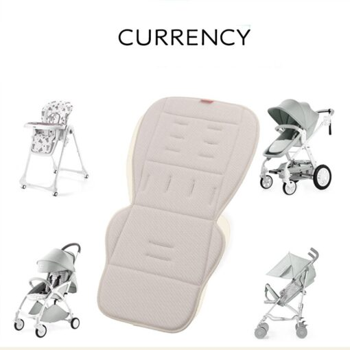 Breathable Stroller Accessories Universal Mattress In A Stroller Four Seasons Soft Pad Accessories Baby Pram Liner 4