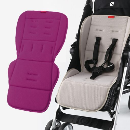 Breathable Stroller Accessories Universal Mattress In A Stroller Four Seasons Soft Pad Accessories Baby Pram Liner