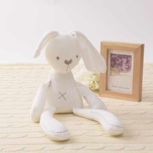 Bunny Sleeping Mate Stuffed Plush Animal Cute Rabbit Doll Baby Soft Plush Toys For Children Baby 1