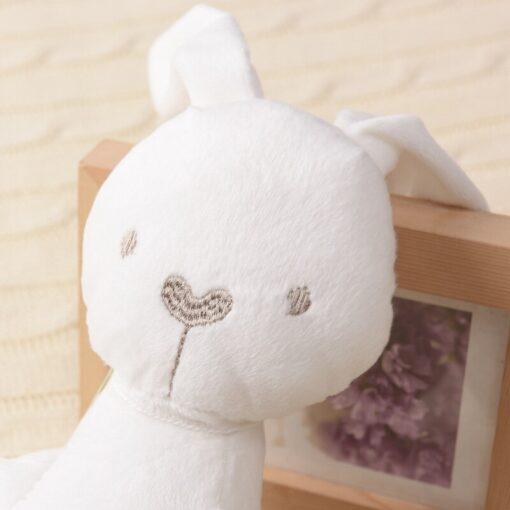 Bunny Sleeping Mate Stuffed Plush Animal Cute Rabbit Doll Baby Soft Plush Toys For Children Baby 2