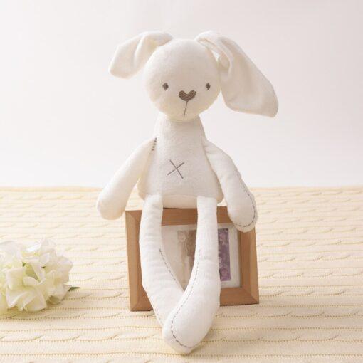 Bunny Sleeping Mate Stuffed Plush Animal Cute Rabbit Doll Baby Soft Plush Toys For Children Baby