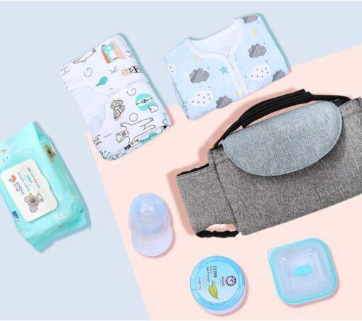 CYSINCOS Baby Stroller Accessoris Bag New Cup Bag Stroller Organizer Baby Carriage Pram Buggy Cart Bottle 1