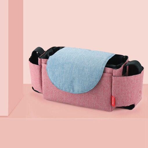 CYSINCOS Baby Stroller Accessoris Bag New Cup Bag Stroller Organizer Baby Carriage Pram Buggy Cart Bottle 4