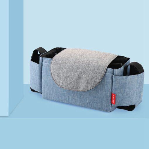 CYSINCOS Baby Stroller Accessoris Bag New Cup Bag Stroller Organizer Baby Carriage Pram Buggy Cart Bottle 5