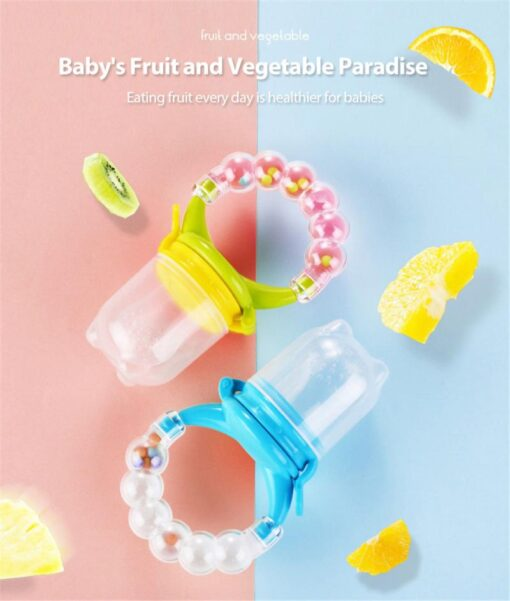 Cartoon Baby Teethers Infant Rattles Teether Toy Educational Mobiles Toys Baby Silicone Teether Teething Biting Tools 3