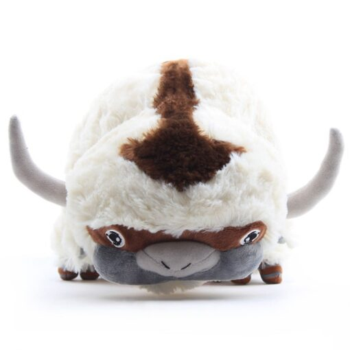 Cattle Home Decor Cute Stuffed Animal Birthday Gift Plush Toy The Last Airbender Avatar APPA Baby 1