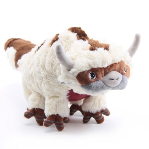 Cattle Home Decor Cute Stuffed Animal Birthday Gift Plush Toy The Last Airbender Avatar APPA Baby 2