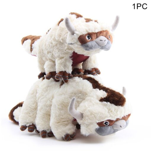 Cattle Home Decor Cute Stuffed Animal Birthday Gift Plush Toy The Last Airbender Avatar APPA Baby 5