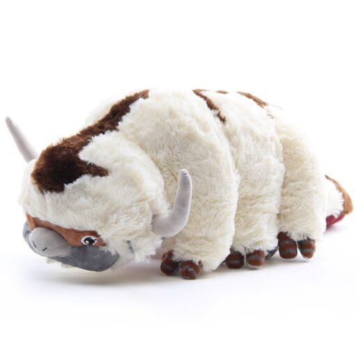 Cattle Home Decor Cute Stuffed Animal Birthday Gift Plush Toy The Last Airbender Avatar APPA Baby