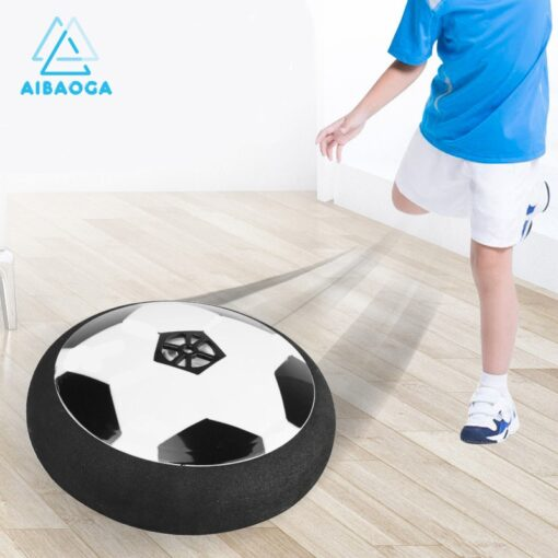 Children Mini Development Toy Ball Toys Hovering Multi surface Indoor Gliding Air Suspended Football Football Floating