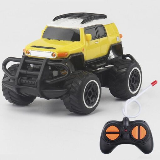 Children s Four way Remote Control Car Electric Wireless Remote Control Off road Vehicle Model Boy 4