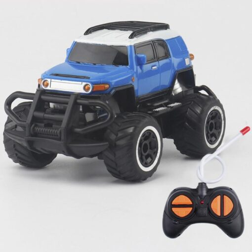 Children s Four way Remote Control Car Electric Wireless Remote Control Off road Vehicle Model Boy 5