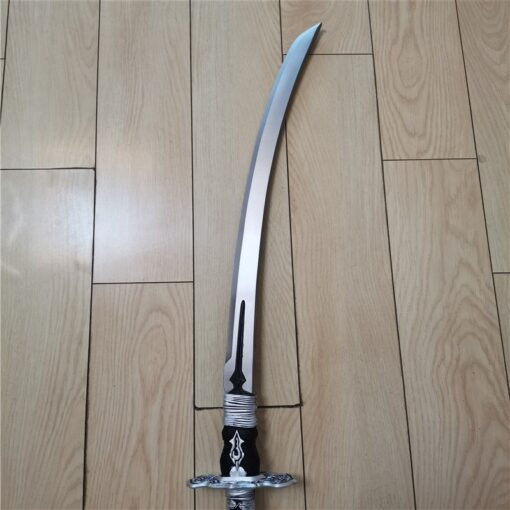 Cosplay Game NieR Automata YoRHa No 2 Type B 9S White Contract Sword Prop Weapon Role 1