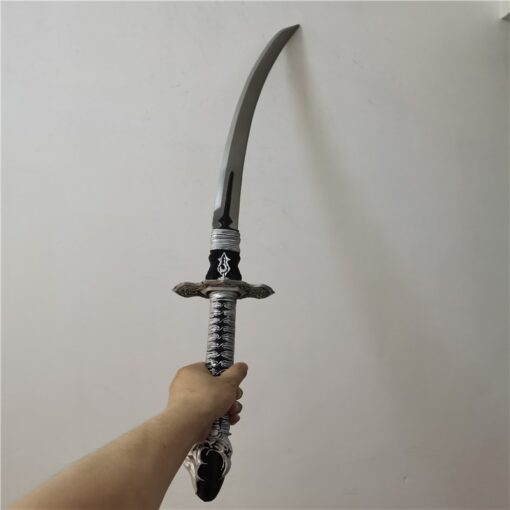 Cosplay Game NieR Automata YoRHa No 2 Type B 9S White Contract Sword Prop Weapon Role 2