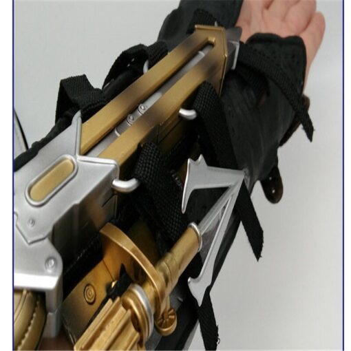 Cosplay Novel Game Assassin s Creed 6 Syndicate Weapon Model 1 1 Wrist Sleeve Matching Sleeve 1