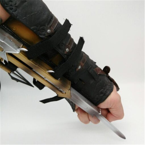 Cosplay Novel Game Assassin s Creed 6 Syndicate Weapon Model 1 1 Wrist Sleeve Matching Sleeve 2