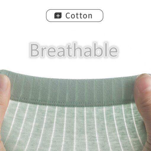 Cotton Nursing Bra Summer Breathable Breastfeeding Bras for Women Maternity Bra Plus Big Size Easy Feeding 5