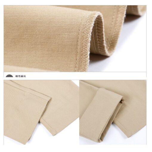 Cotton Pregnant Pants Maternity Clothes For Pregnant Women Trousers Pregnancy Pant Gestante Pantalones Embarazada Clothing 4
