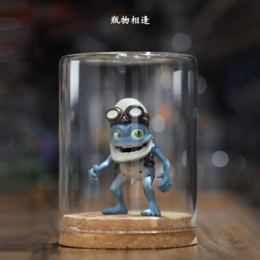 Crazy frog doll crazy frog doll pendant key chain Ornament Gift car decoration 1