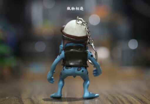 Crazy frog doll crazy frog doll pendant key chain Ornament Gift car decoration 2