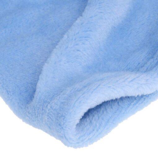 Cute Cartoon Baby Washcloth Bath Towel For Bathing Wipe Cloth Towel Blanket 1