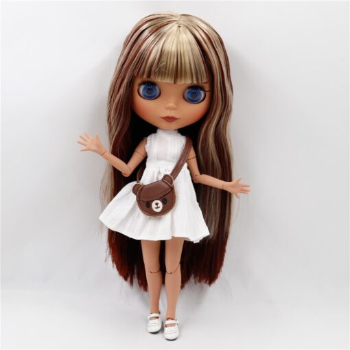 DBS BJD ICY Factory blyth doll nude 30cm Customized doll 1 6 doll with joint body 3