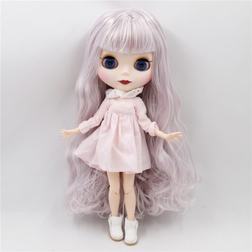DBS BJD ICY Factory blyth doll nude 30cm Customized doll 1 6 doll with joint body 5